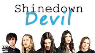 "Shinedown - ""DEVIL""  (Lyrics)"