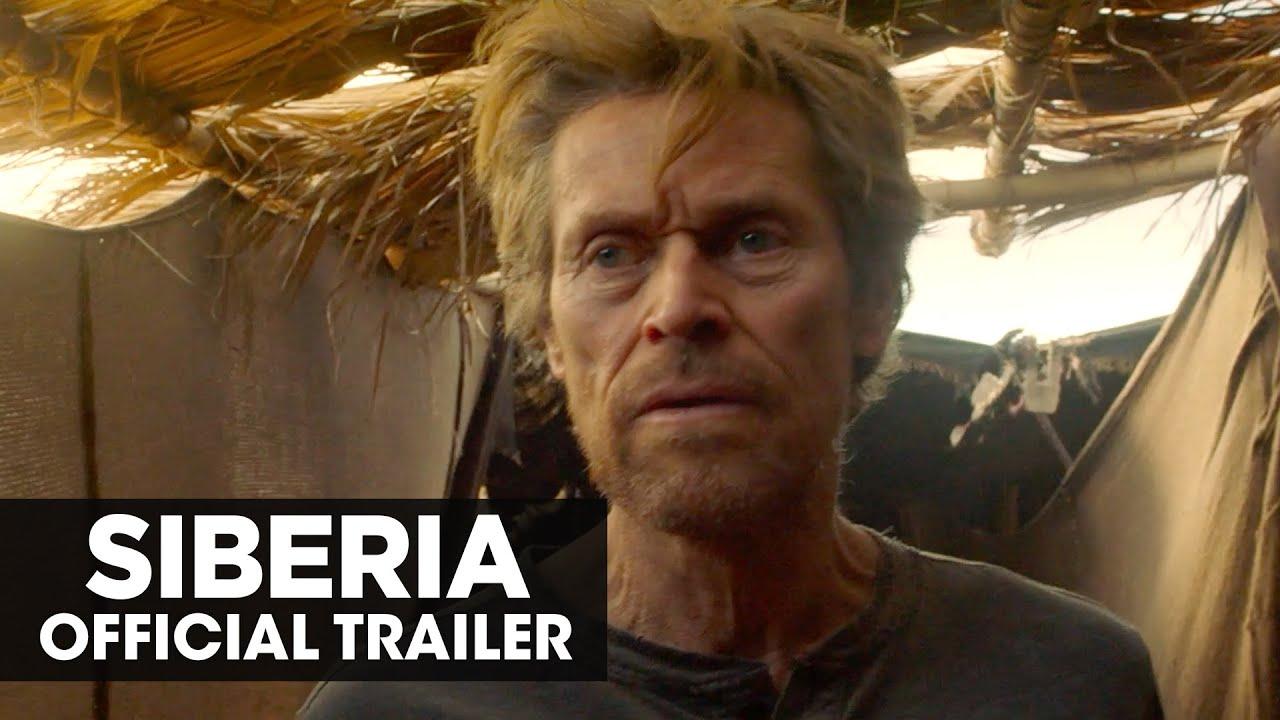 Trailer of the Day: Siberia (2021) by Abel Ferrara