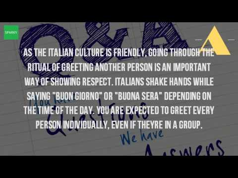How do you greet in italian youtube how do you greet in italian m4hsunfo
