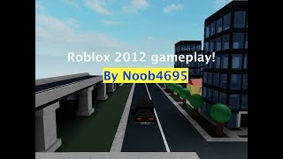 2012 MOVIE ROBLOX FULL GAMEPLAY!!!!!!! -noob4695