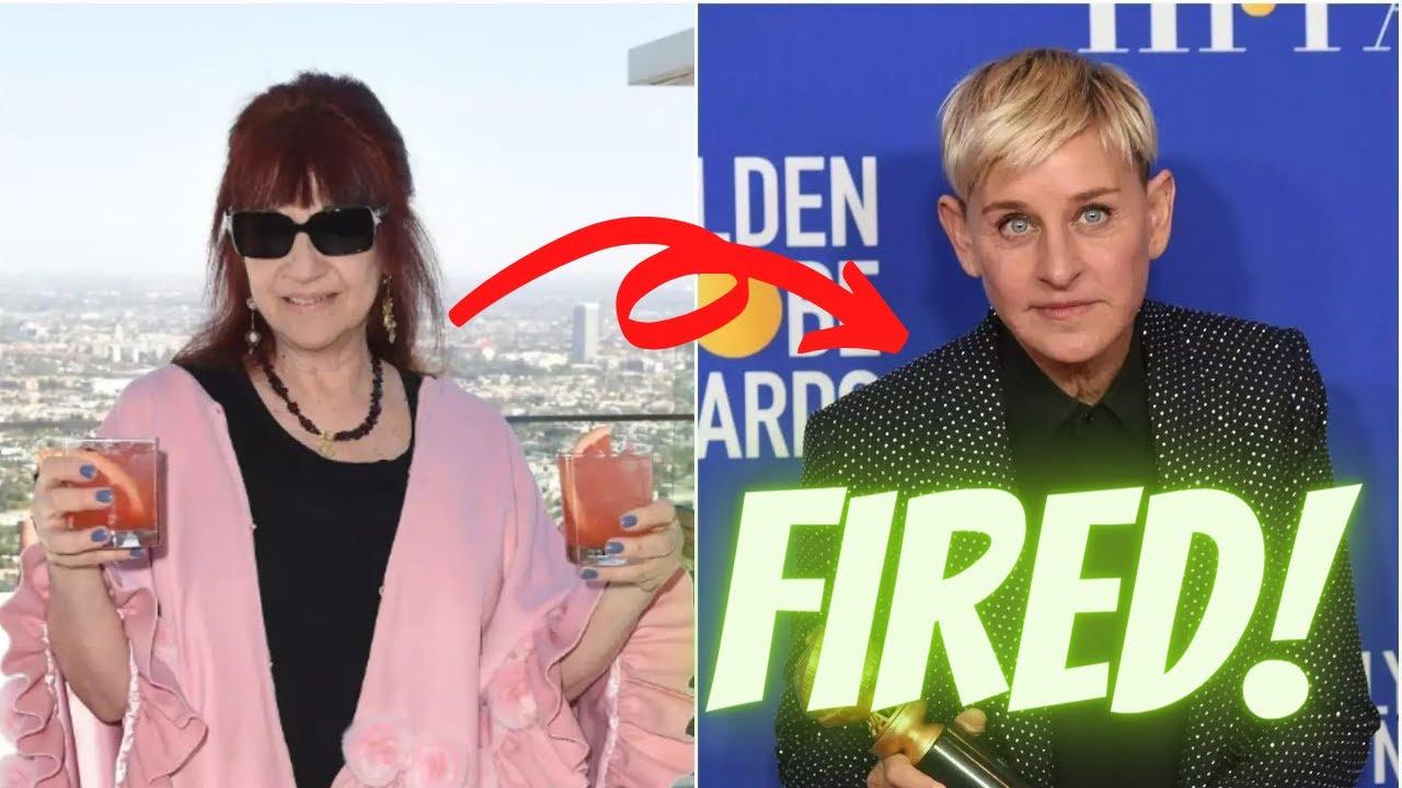 Ellen's Ex Producer Made A Shocking Claim About Ellen Being Fired