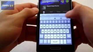 LG L9 Teclado de LG® Optimus G Pro En LG® L9