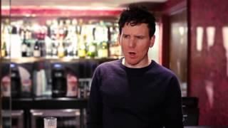 Jersey Boys London - Jon Boydon on playing Tommy DeVito