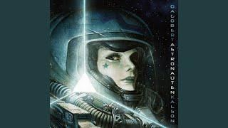 Astronauten Weltenraum (Raketen Mix)