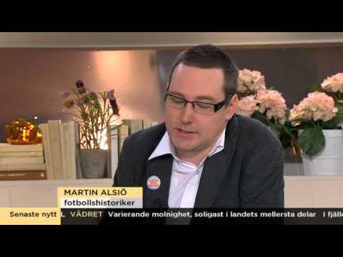 De svenska fotbollshuliganernas historia - Nyhetsmorgon (TV4)