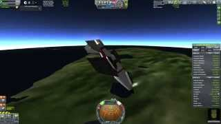 Kerbal Spaceships Are Serious Business - Part 6 - I Really Meant To Lose Control