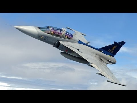 Sweden's Saab Offers to Make Gripen Jets in India