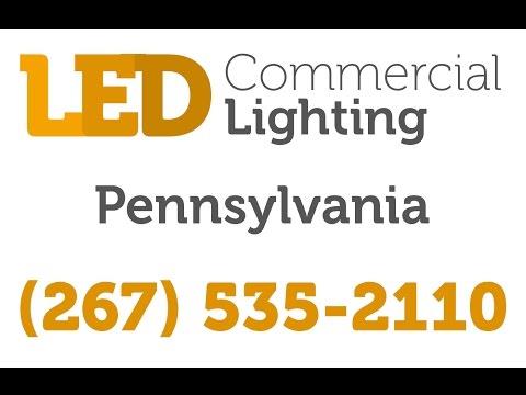 Altoona LED Commercial Lighting | (267) 535-2110 | Pennsylvania Indoor / Outdoor Fixtures