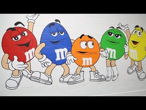 M&M's celebrates its 75th birthday