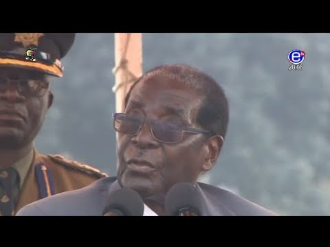EQUINOXE TV - JT 20H00 (Robert MUGABE assigné à résidence surveillé) du 15/11/2017