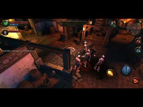 Arcane Quest Legends Part 1