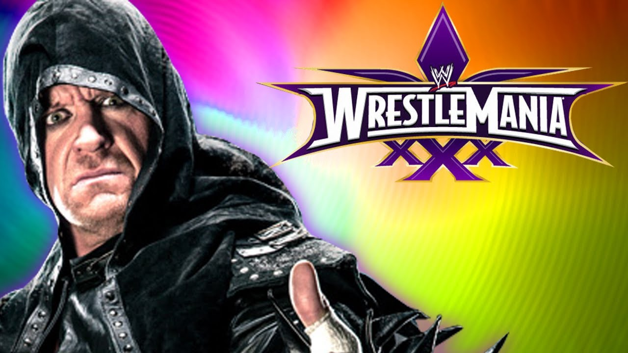 WWE UNDERTAKER'S WRESTLEMANIA 30 OPPONENT - YouTube