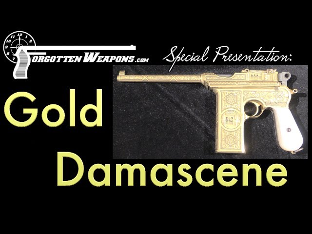 Special Presentation: What is Gold Damascene?