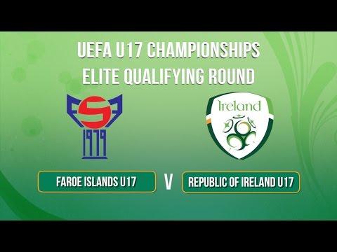 U17 Highlights: U17 Republic of Ireland 4 0 Faroe Islands