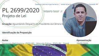 Projeto de lei #PL2699 #RegularizaçãoJá #portugês #estranjeiros