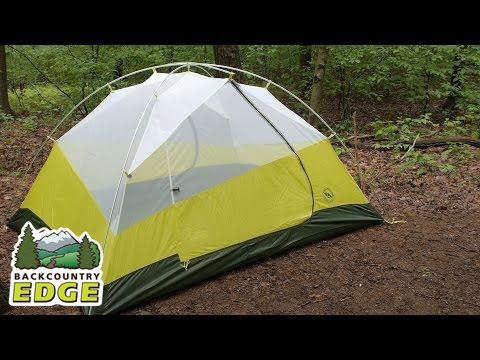 Big Agnes Tumble 3 mtnGLO Backpacking Tent & Big Agnes Tumble 3 mtnGLO Backpacking Tent - YouTube