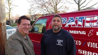 Patriot Plumbing And Heating On Staten Island, NY.