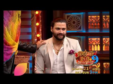 Entertainment ki raat: Starts 21st April, Sat-Sun 9pm