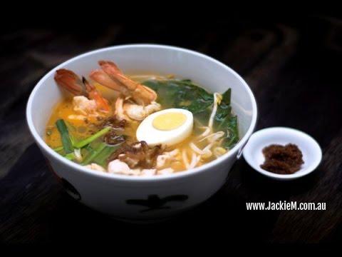 (Hangout-On-Air) How to Cook Har Meen & Singapore Hokkien Mee