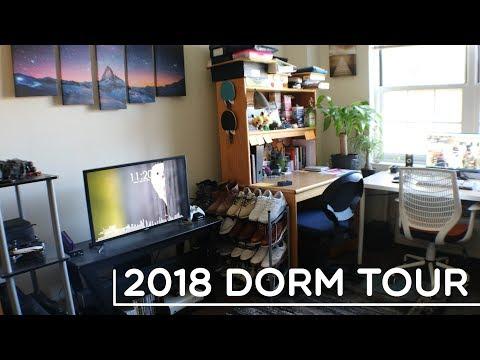 College Guy's Dorm Tour | Single Room | Truman State University