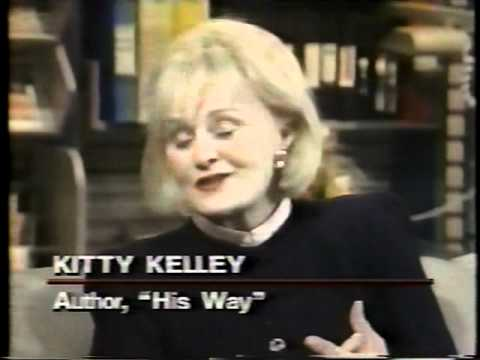 Kitty Kelley Canadian Interview about Frank Sinatra Book 1986
