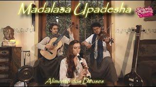🕉️ Madalasa Upadesha (Canção de Ninar de Brahms)
