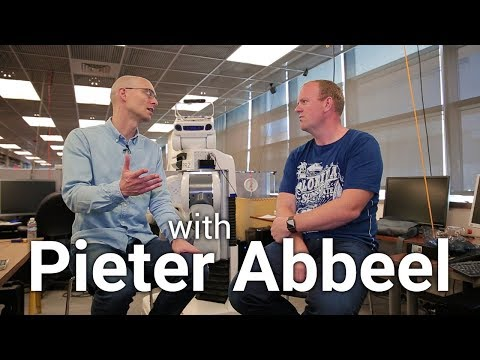 My interview with AI expert Prof Pieter Abbeel: the link between AI & customer experience