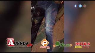 Hieren de bala un joven resistió asalto en SFM
