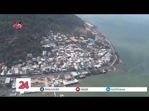 Ngắm Vũng Tàu Từ Trên Cao Bằng Máy Bay | VTV24