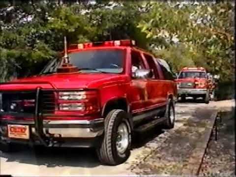 Fair Harbor Fire Department 70th Anniversary