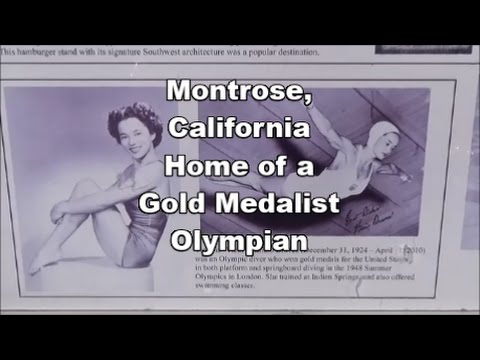 Home of a Double Olympic Gold Medalist - Montrose, California