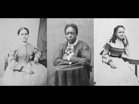 Vintage Photos Of African American Women From The 1860's