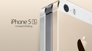 Apple iPhone 5S Event Livestream Coverage