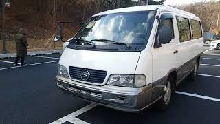 Korean Used Car - 1996 Ssangyong Istana 15seat [Autowini.com]