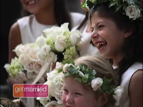 Get Married TV - Marcia Cross's California Nuptials
