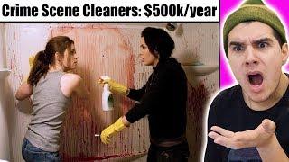 Weird Jobs That Pay A LOT Of Money!