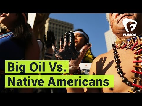 Dakota Access Pipeline: Time to Listen to Native Americans