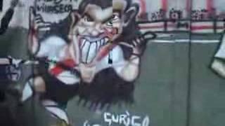 Grafiti - Curicó Unido - Marginales