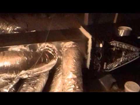 Hvac Install 4 Ton Trane Xr 13 Heat Pump System