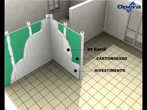 Ciclo applicativo cartongesso youtube - Cartongesso per bagno ...