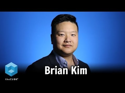 Brian Kim, GumGum  | Data Makes Possible CUBEConversation