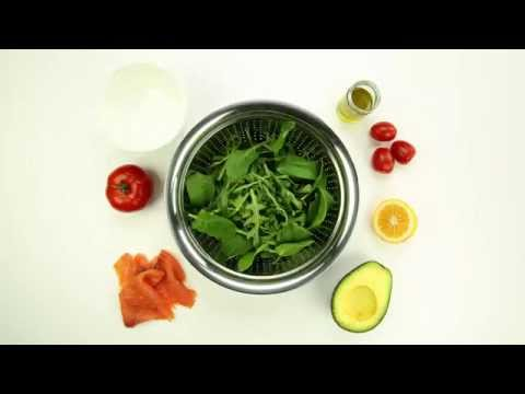 Tassal Smoked Salmon Salad Recipe