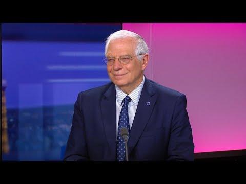 Spanish FM Borrell on Brexit, Venezuela and Catalonia