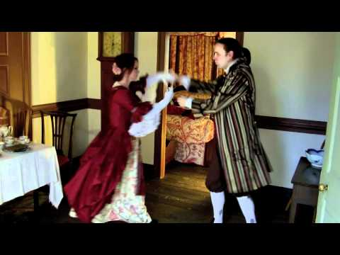 The Allemande 18th Century Dance