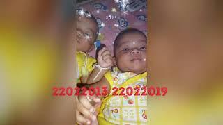Twins Safiya: 6 Years Wonderful Journey (Happy Birthday- The Click Five)
