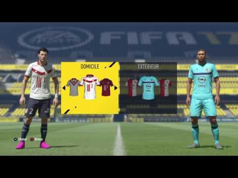 FIFA 17 Record de carton rouge en vue !!