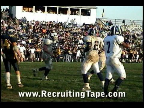 Knowshon Moreno High School Football Highlights Senior Year 2005 vs Marlboro