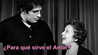 Édith Piaf & Théo Sarapo - À Quoi Ça Sert L