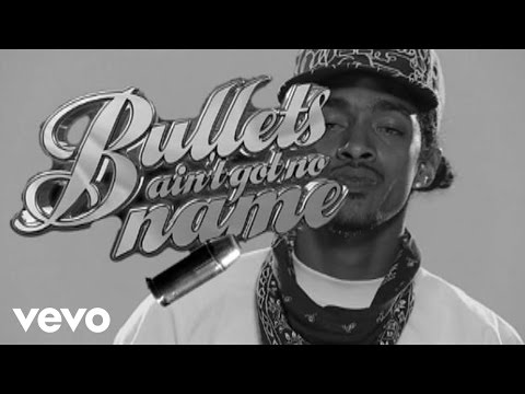Bullets Ain't Got No Names (Explicit Version)