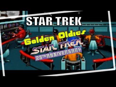 StarTrek 25th Anniversary Playthrough Complete Golden Oldies
